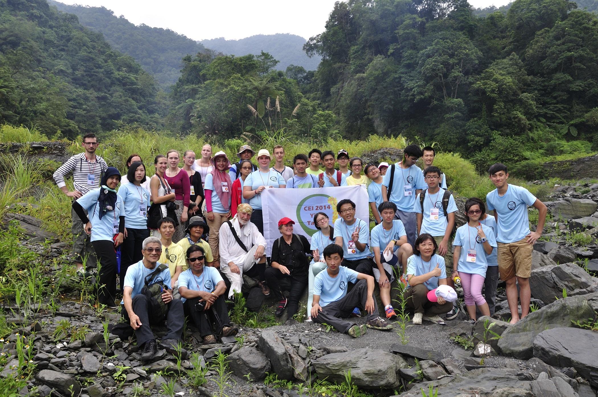 CEI2014台灣年會